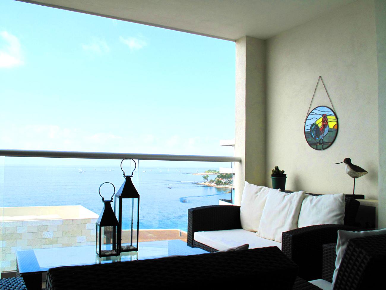 Bucerias-Cruz-Huanacaxtle-Condo-Barlovento-302-for-sale-Balcon-vista-al-mar