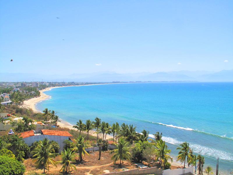 Vista al mar Condominio Barlovento en venta La Cruz de Huanacaxtle
