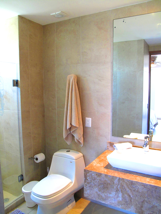 Baño recámara Condominio Barlovento en venta La Cruz de Huanacaxtle