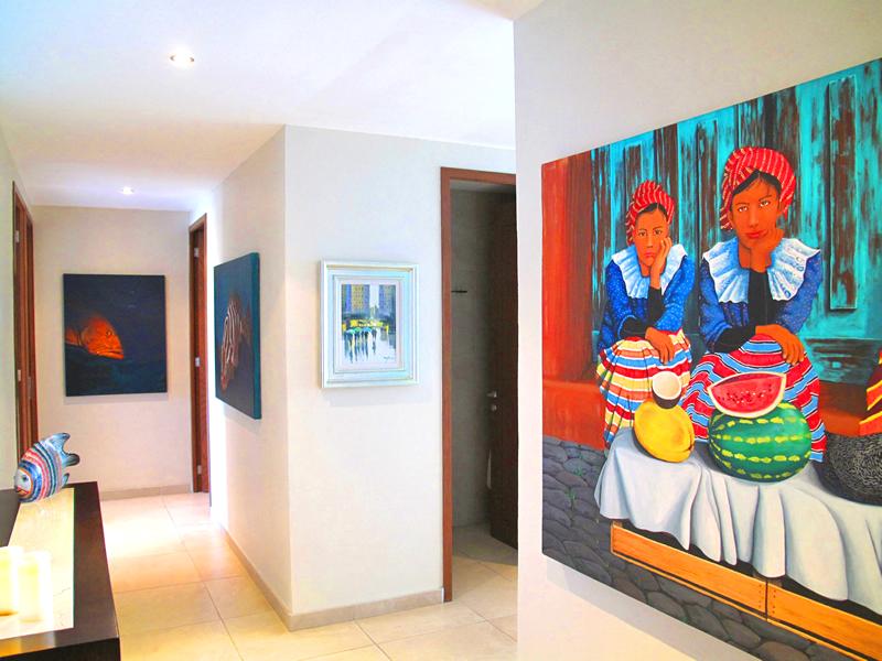 Decoración interior Condominio Barlovento en venta La Cruz de Huanacaxtle