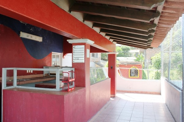 Cafeteria Edificio Comercial Nicaragua-puerto-vallarta