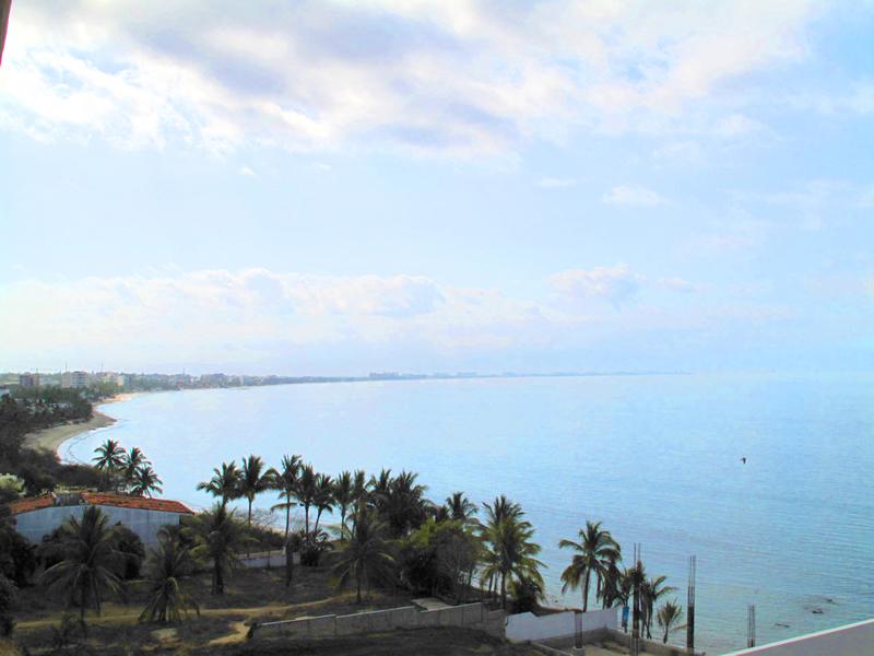 Vista Bahía sur Bucerias Cruz Huanacaxtle Condo Barlovento 302