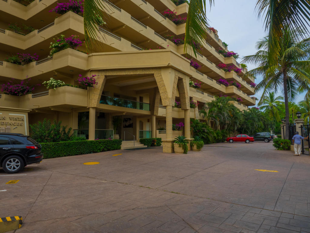 Lobby-Ocean Vista Residences Condominum Nuevo Vallarta