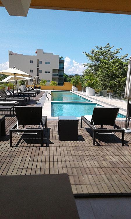 Pool -2 Bedroom Condominium In 3.14 Living Nuevo Vallarta.JPG