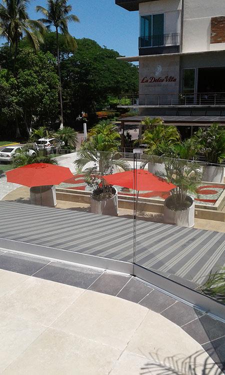Restaurants At The Plaza 2 Bedroom Condominium In 3.14 Living Nuevo Vallarta