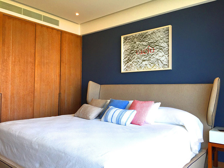 Second Bedroom-Ocean Front Corner Penthouse In Peninsula Nuevo Vallarta