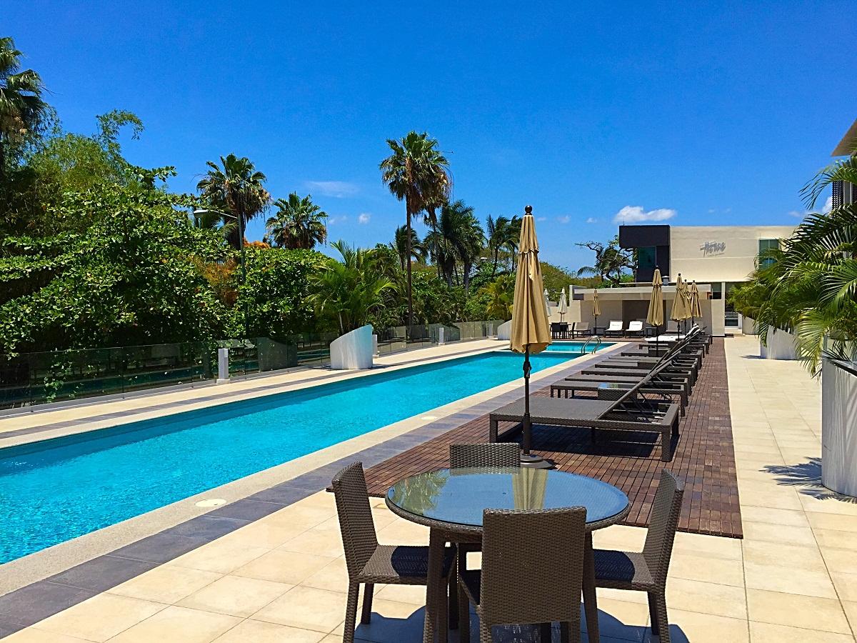 Sun Chairs- 2 Bedroom Condominium In 3.14 Living Nuevo Vallarta