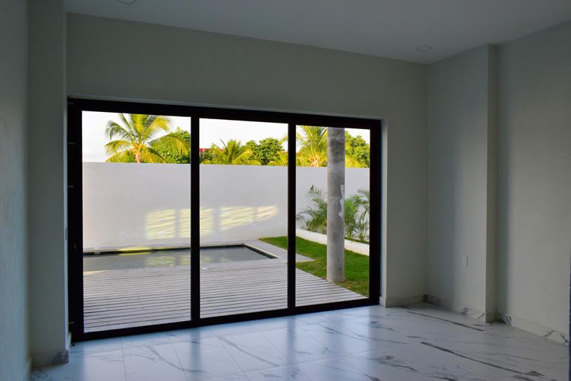 Acceso alberca Casa en venta Residencial Los Tigres Nuevo Vallarta