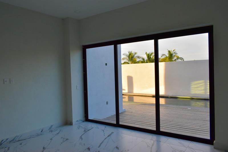 Acceso piscina Casa en venta Residencial Los Tigres Nuevo Vallarta