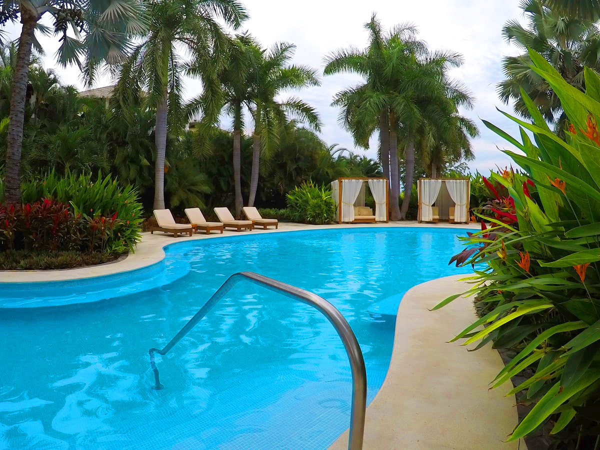 alberca Villa en venta Vallarta Gardens La Cruz de Huanacaxtle