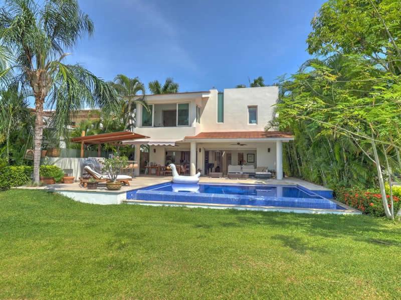 Casa con alberca en venta El Tigre Nuevo Vallarta