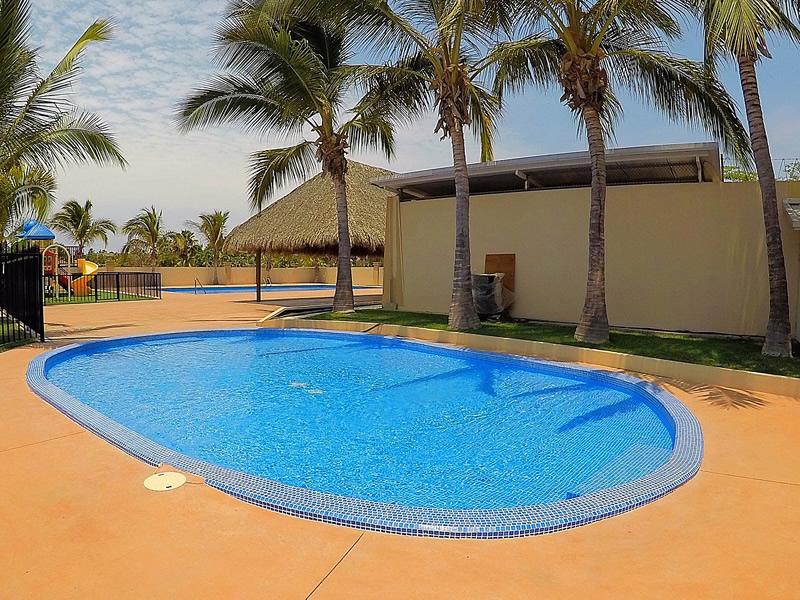 Alberca Casa Vista Lagos Paradise Village El Tigre Nuevo Vallarta Nayarit México