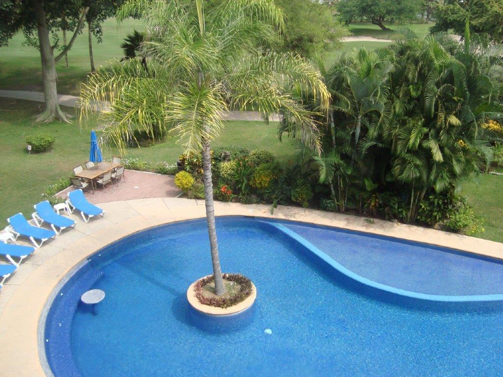 Alberca Penthouse Green Bay, El Tigre, Nuevo Vallarta