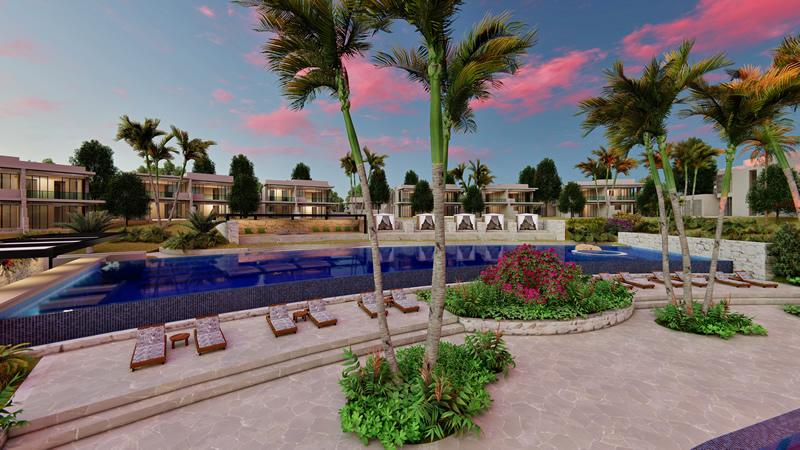 Alberca Villa frente al mar Susurros del Corazón