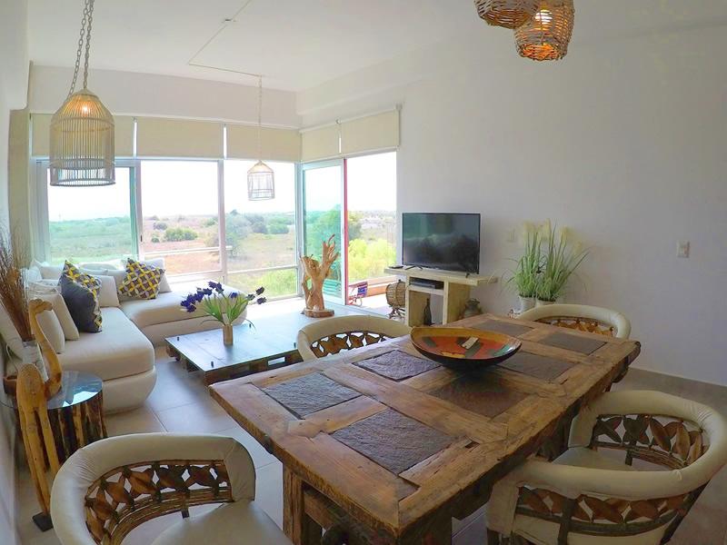Apartamento en Venta 3.14 Living Nuevo Vallarta Nayarit México