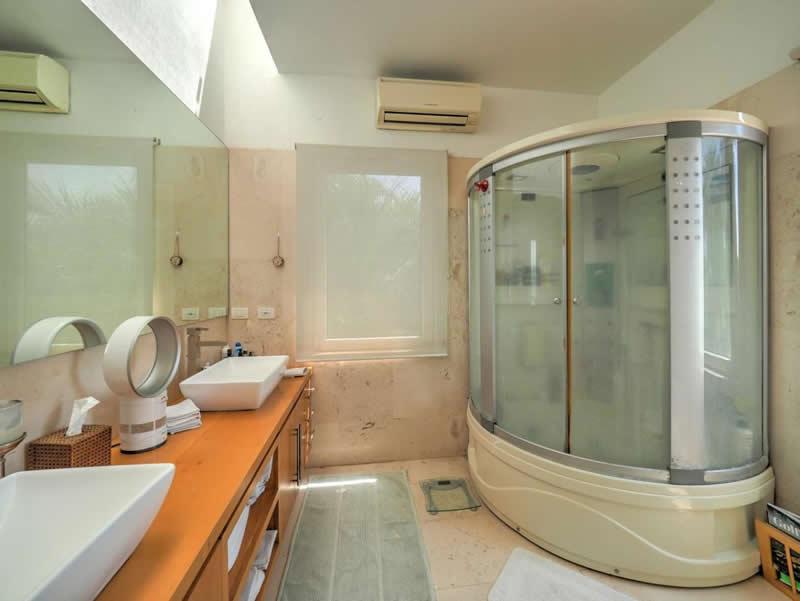 Área de baño Casa con alberca en venta El Tigre Nuevo Vallarta
