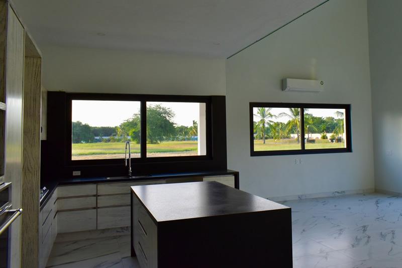 Área cocina Casa en venta Residencial Los Tigres Nuevo Vallarta