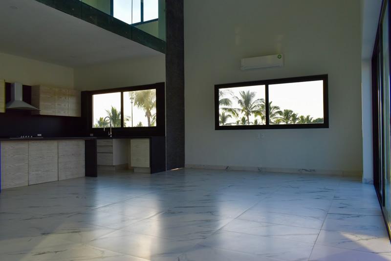 Área comedor Casa en venta Residencial Los Tigres Nuevo Vallarta