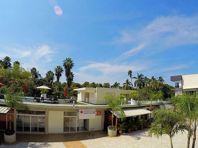 Área comercial Condominio 3.14 Living Plaza Nuevo Vallarta en venta