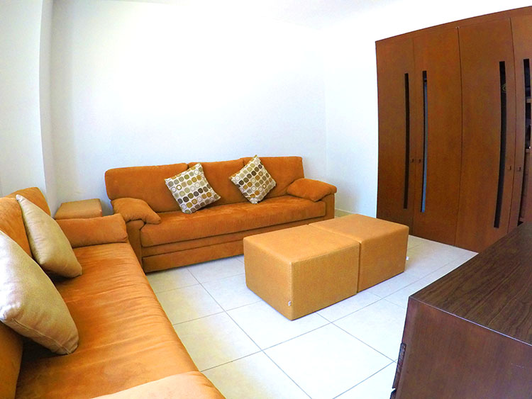 Area de descanso- Departamento en venta Villa Magna Nuevo Vallarta Nayarit
