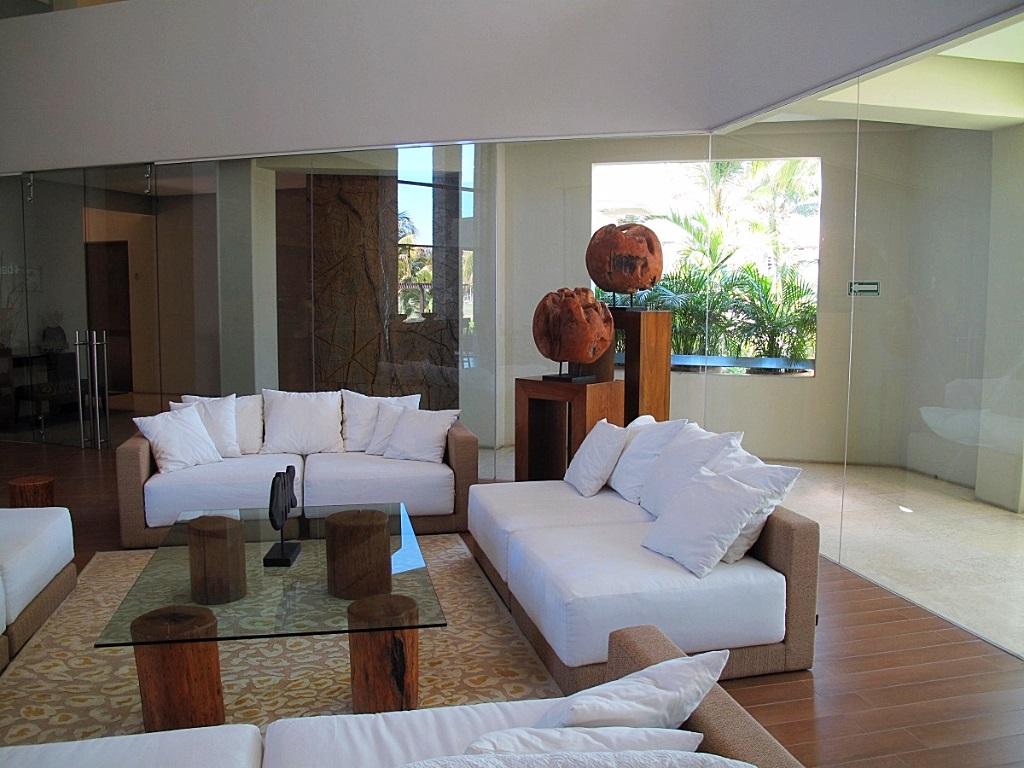 Área descanso Desarrollo Península Golf Condominio en venta, El Tigre, Nuevo Vallarta, Nayarit, México