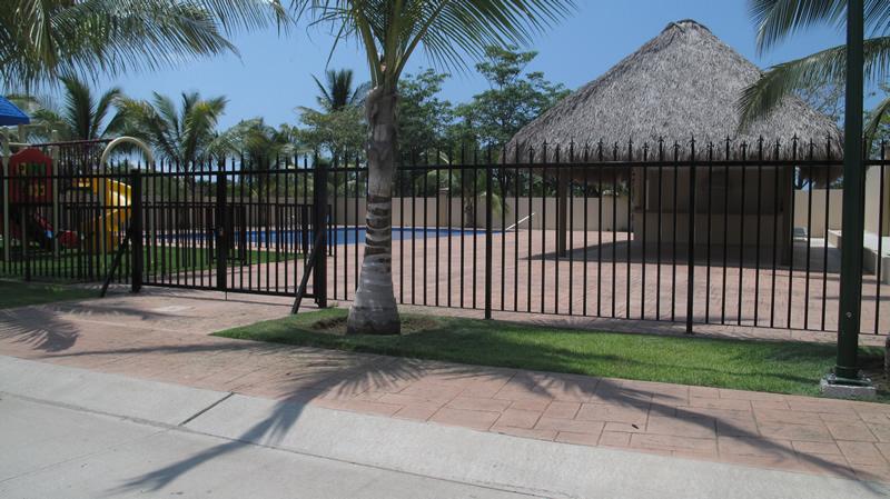 Área infantíl con alberca Vista Lagos Paradise Village El Tigre Golf & Country Club Nuevo Vallarta