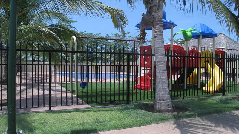 Área infantíl Vista Lagos Paradise Village El Tigre Golf & Country Club Nuevo Vallarta