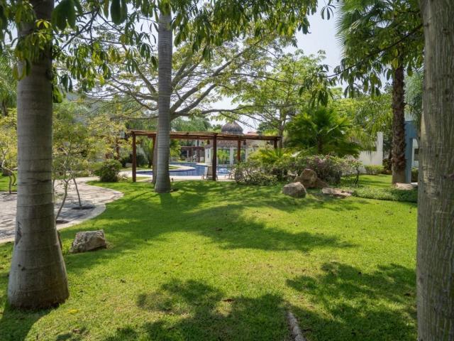 Áreas comúnes Conjunto Residencial Real Nuevo Vallarta Nayarit México