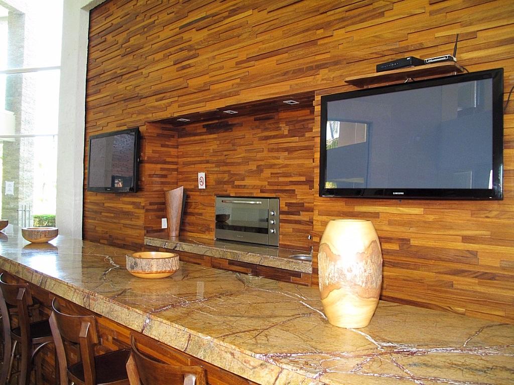 Áreas comúnes Desarrollo Península Golf Condominio en venta, El Tigre, Nuevo Vallarta, Nayarit, México