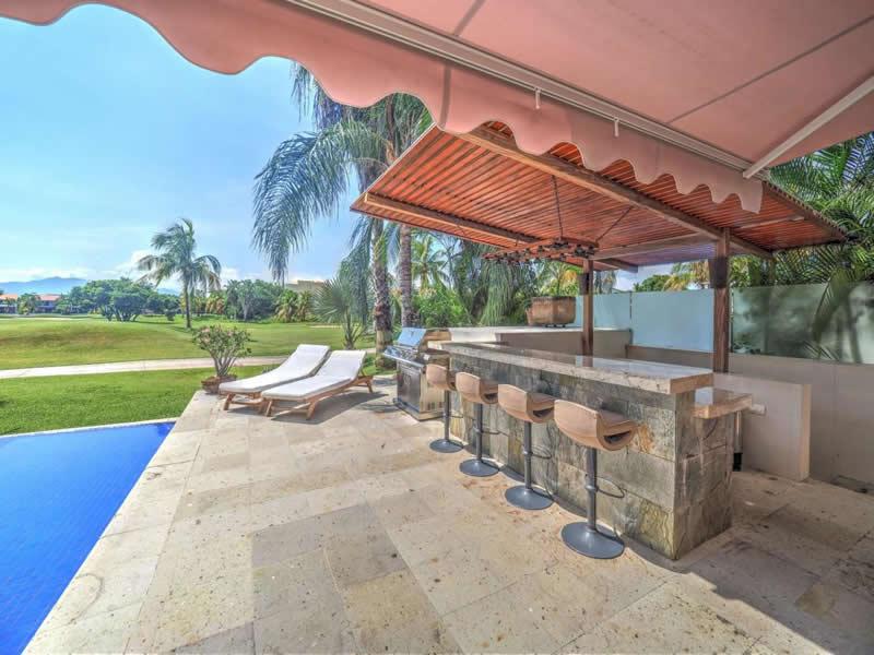 Asoleadores Casa con alberca en venta El Tigre Nuevo Vallarta