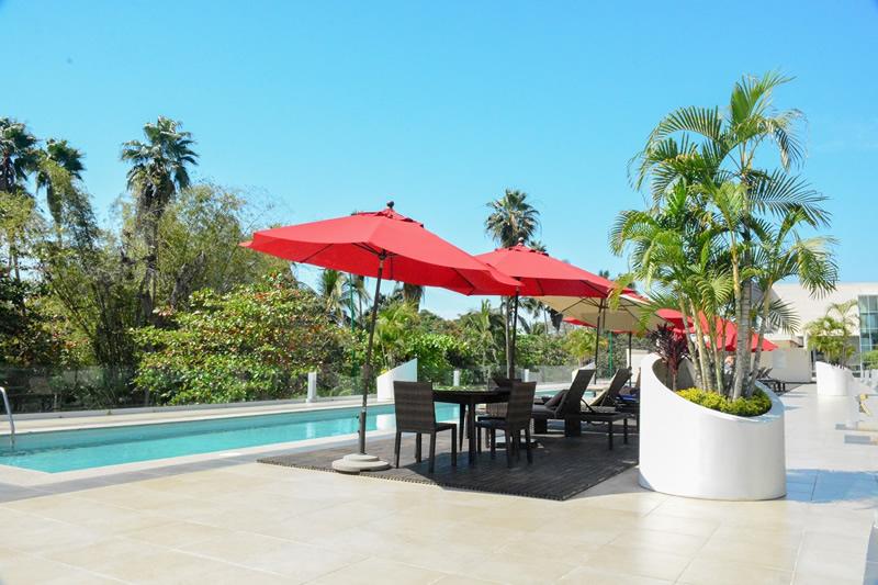 Asoleadores Condominio amueblado en venta Living 3.14 Nuevo Vallarta