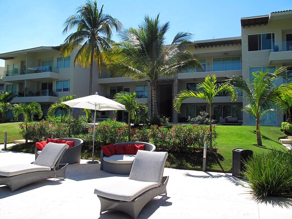 Asoleadores Desarrollo Península Golf Condominio en venta, El Tigre, Nuevo Vallarta, Nayarit, México