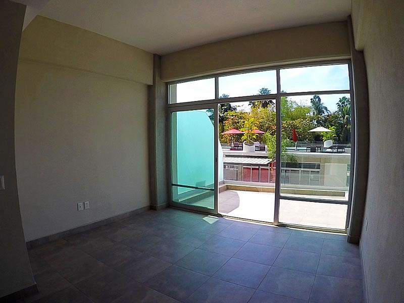 Balcon Condominio 3.14 Living Plaza Nuevo Vallarta en venta