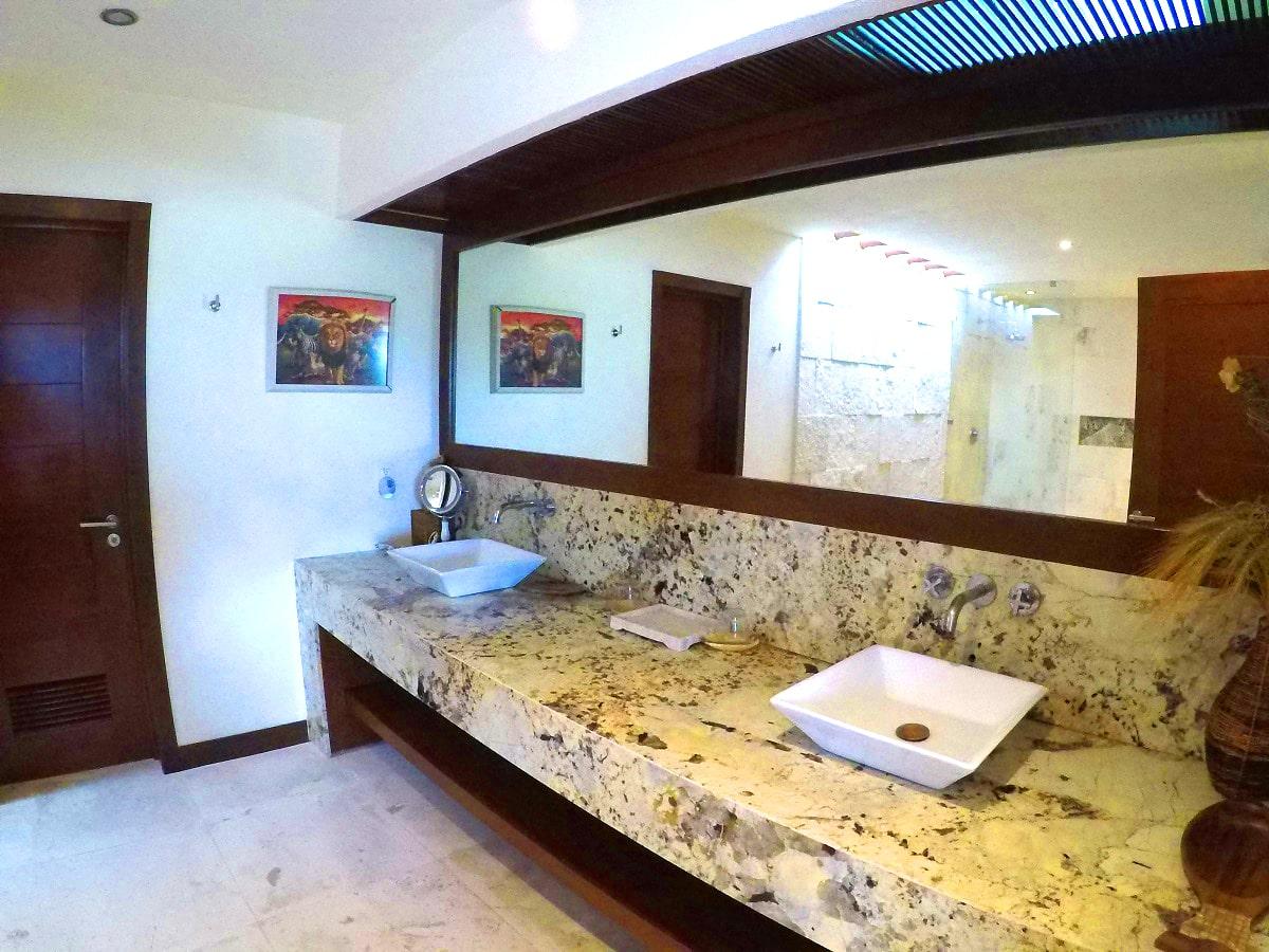 bano Villa en venta Vallarta Gardens La Cruz de Huanacaxtle