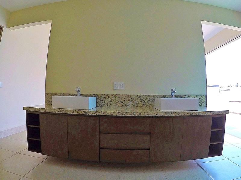 Baño amplio Casa Vista Lagos Paradise Village El Tigre Nuevo Vallarta Nayarit México
