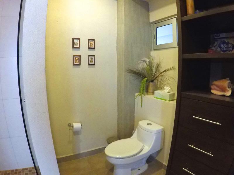 Baño Apartamento en Venta 3.14 Living Nuevo Vallarta Nayarit