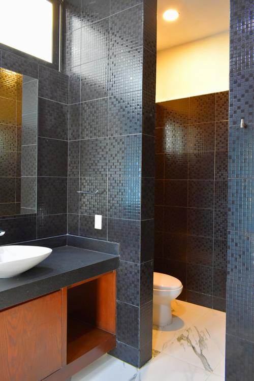 Baño Casa en venta Residencial Los Tigres Nuevo Vallarta