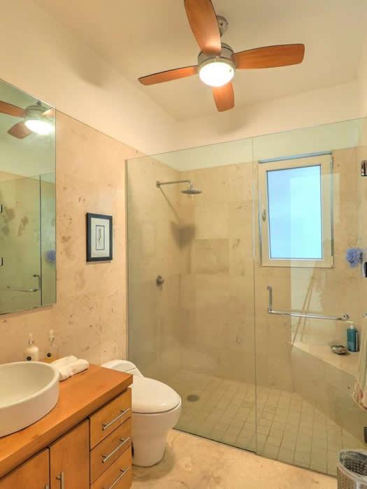Baño Casa con alberca en venta El Tigre Nuevo Vallarta, Nayarit