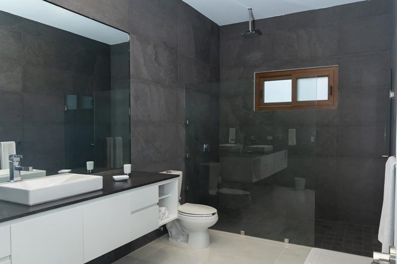 Baño completo Casa de lujo en venta El Tigre Nuevo Vallarta Nayarit México