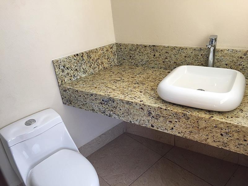 Baño completo Casa en Venta Vista Lagos Paradise Village El Tigre Nuevo Vallarta Nayarit México