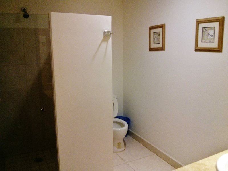 Baño completo Condominio Villa Magna Nuevo Vallarta
