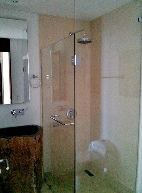Baño Penthouse en Condominio Península Nuevo Vallarta