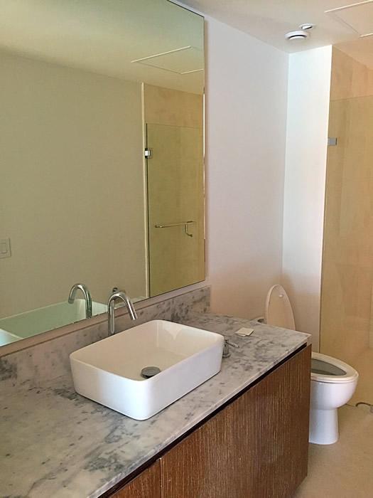 Baño completo penthouse en venta Condominio Península en Nuevo Vallarta Nayarit