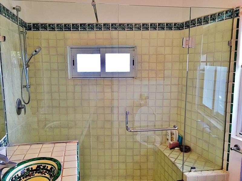 Baño con regadera Villa en bucerías Nayarit Lanigan