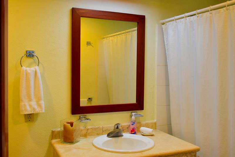 Baño Condominio Flamingos Beach Resort en venta, Nuevo Vallarta