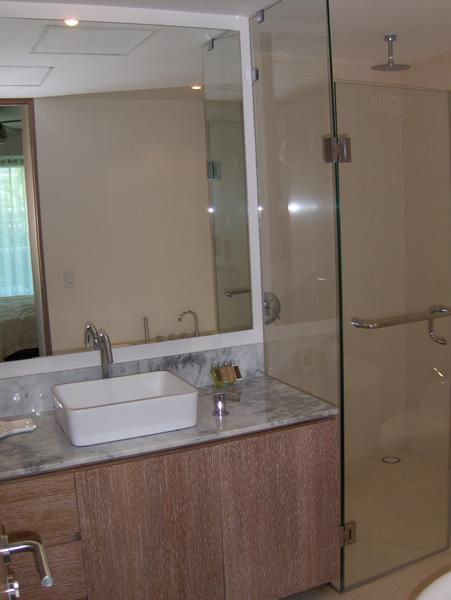 Baño Condominio Península en Nuevo Vallarta