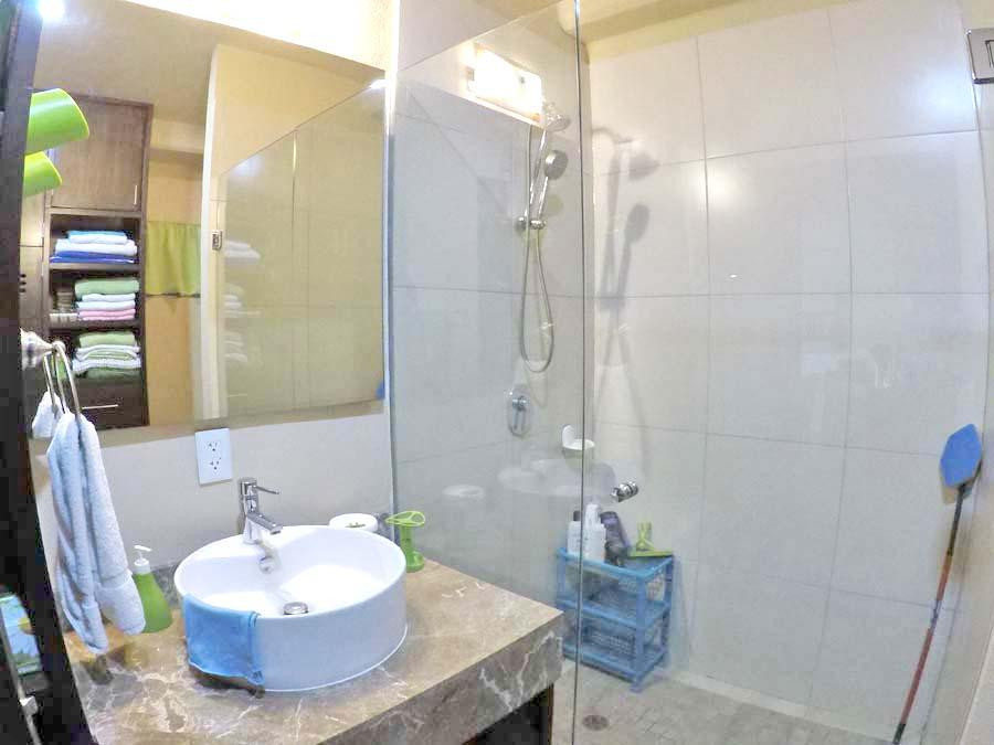 Baño Departamento en venta 3.14 Living Plaza Nuevo Vallarta