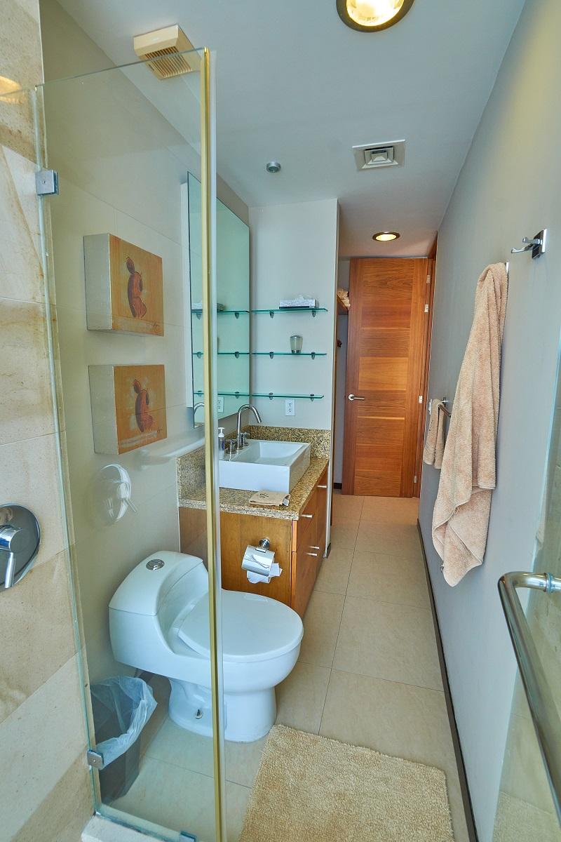 Baño Península Puerto Vallarta Condominio en venta