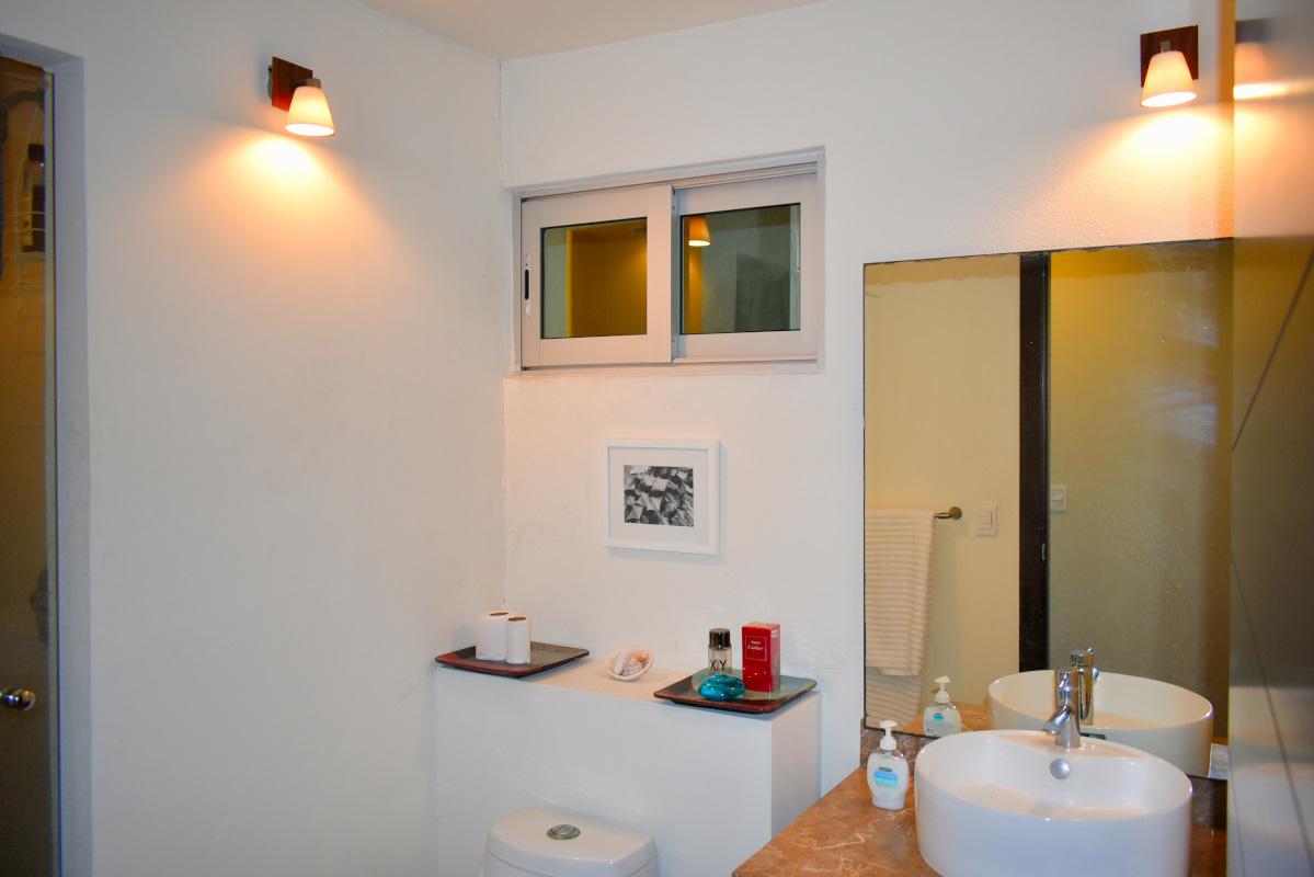 Baño Penthouse Nuevo Vallarta en Venta 3.14 Living