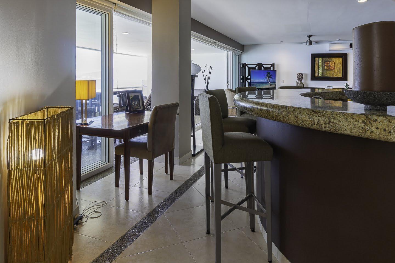 Bar Beachfront Penthouse Luxury Condo Nuevo Vallarta
